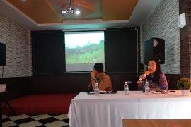 BKSDA Jambi kembangkan kawasan koridor gajah Taman Nasional Bukit Tigapuluh
