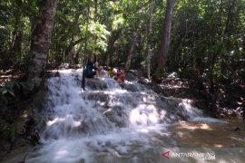 Air terjun Tangga Bidadari, wisata tersembunyi untuk relaksasi