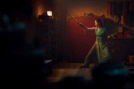 "Cuplikan film ""Mulan"" dirilis, tampilkan keahlian Liu main pedang"