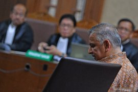 Hakim tolak keberatan  Sofyan Basir