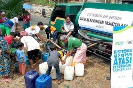 ACT dan MRI Tasikmalaya salurkan air bersih di Jawa Barat