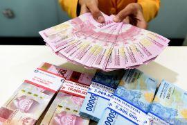 Rupiah berpotensi menguat ditengah pelemahan yuan China