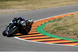 Vinales dan Yamaha jaga momentum setelah GP Jerman