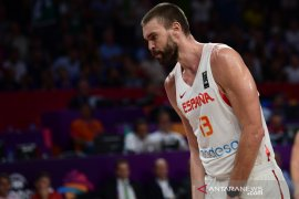 Usai juarai NBA, Marc Gasol pimpin Spanyol ke Piala Dunia