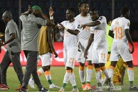 Pantai Gading siap main tujuh pertandingan  di Mesir