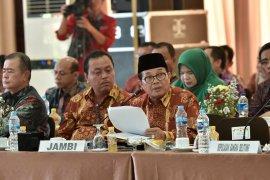 Fachrori usulkan Kabupaten Bungo jadi pusat logistik mitigasi bencana Sumatera