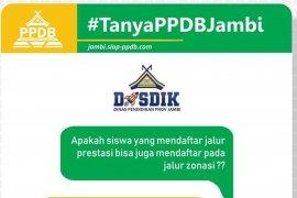 Minim pengetahuan PPDB, sejumlah peserta dekat zona  sekolah tak lulus