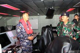 Kepala Staf TNI Angkatan Laut bahas kerja sama maritim Indonesia-Australia