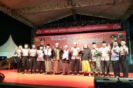 Ribuan warga hadiri tabligh akbar kamtibmas di Trenggalek