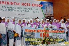 365 Calhaj Kota Ambon siap berangkat ke Mekkah