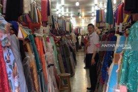 Dua kali dibobol maling, toko  VV Textile rugi ratusan juta rupiah