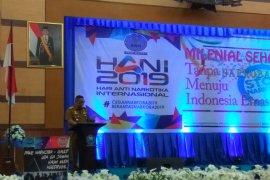 Gubernur Maluku janjikan lahan bangun pusat rehabilitasi narkoba