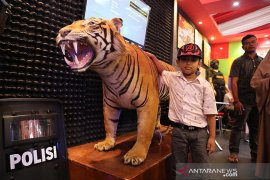 Offset Harimau Aceh Police Expo