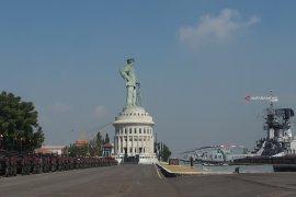 Latihan Armada Jaya 2019 fokus peperangan modern