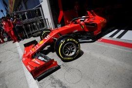 Ferrari nantikan kejutan di sirkuit Silverstone