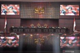 MK sidangkan sengketa pemilu legislatif dari sembilan provinsi