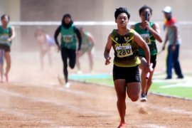 Borong 12 emas, Kota Kediri juara umum cabang atletik Porprov Jatim