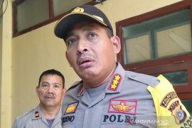 Polresta tetapkan seorang tersangka pemukulan anggota polisi