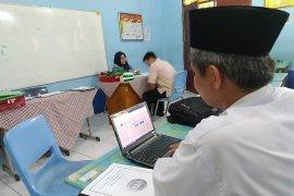 Daftar ulang PPDB Kota Tangerang berlangsung tertib