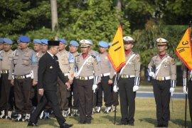 Gubernur Jawa Barat harapkan Polri profesional-modern-terpercaya