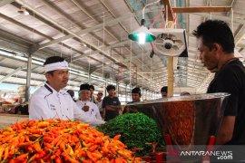 Harga cabai di pasar Karawang melonjak