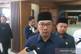 Pemprov bakal tutup salah satu BUMD, kata Ridwan Kamil