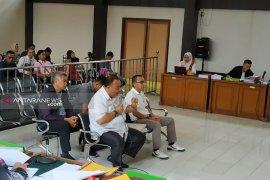 Lima komisioner KPU Palembang dituntut enam bulan penjara