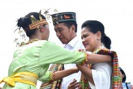 Jokowi tinjau pengembangan infrastruktur wisata Labuan Bajo