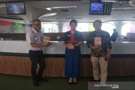Promo, tiket kereta api Bandara Kualanamu didiskon 50 persen