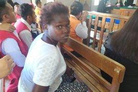 Mencuri, warga Kenya dituntut 1 Tahun 6 Bulan Penjara