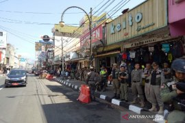 Satpol PP: Penertiban PKL di perkotaan Garut sudah 'harga mati'