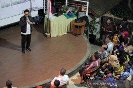 Menpora mengkader pemuda 34 provinsi untuk peduli lingkungan