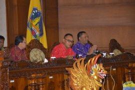 Fraksi Golkar DPRD Bali apresiasi pelaksanaan APBD 2018