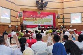 Gubernur ingatkan pemanfaatan APBD untuk kesejahteraan rakyat Maluku