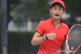 Petenis Indonesia Priska cetak prestasi ke perempat final Wimbledon Junior
