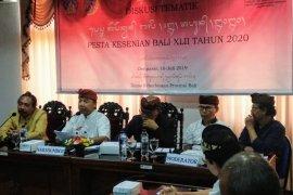Pesta Kesenian Bali 2020 angkat tema Atma Kertih