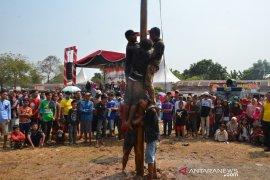 Polresta Tangerang gelar  lomba HUT melibatkan warga