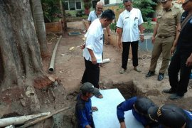 "Pemkot Tangerang pasang ""ground tank"" untuk atasi banjir"