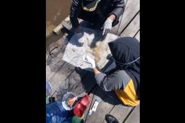 Warga temukan mayat bayi di sungai