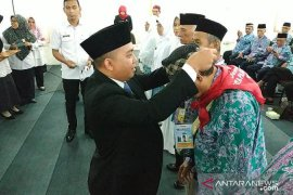 Wako Pangkalpinang lepas 273 jamaah calon haji