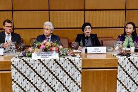 Di PBB, Indonesia dorong kerja sama industri 4.0 dan ekonomi kreatif