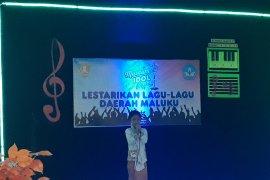 Puluhan peserta anak ikuti lomba museum idol di Ambon