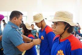 Lantamal Ambon gelar bintal juang remaja bahari