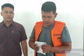 Seorang pengirim sabu ke Lapas Kuala Tungkal dibekuk