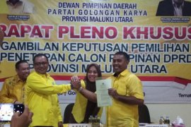 Tiga Ketua DPD Golkar kabupaten/kota Malut dicopot