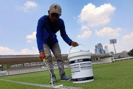 Stadion Madya GBK intensif berbenah untuk Liga 1