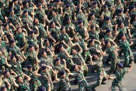 Pasukan TNI AL bergerak ikuti Armada Jaya