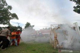 BPBD Kabupaten Gorontalo latih relawan desa tangguh bencana