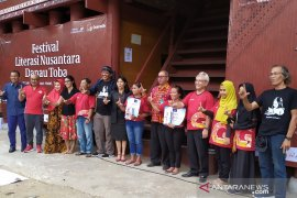 Wagub Sumut buka Literasi Nusantara Danau Toba