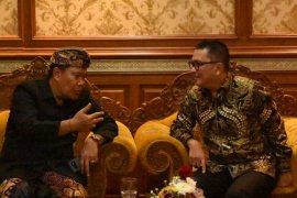 Dirut LPP TVRI cari masukan Pemkot Denpasar terkait keragaman budaya